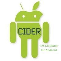 Cider-iiOS-Emulator