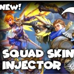 Squad Skinjector