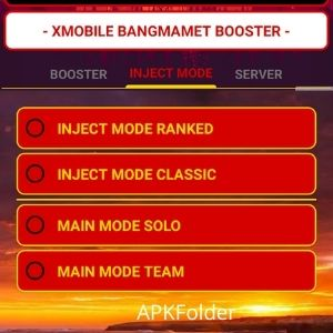 XMobile Bangmamet Booster