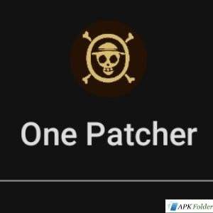 One Patcher