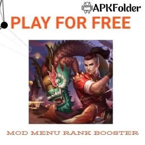 Mod Menu Rank Booster